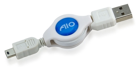 Cable-retractable-USB-AIO