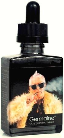 tests 2 e liquides germaine juice us fr vapcig blog de caroline vapoteuse depuis 2008. Black Bedroom Furniture Sets. Home Design Ideas